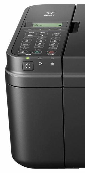 Panou de control imprimanta multifunctionala