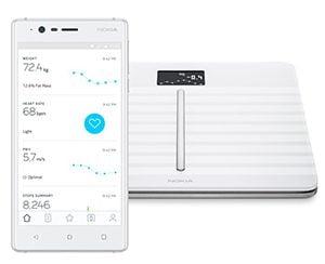 Cantar inteligent cu conexiune dispozitiv smart