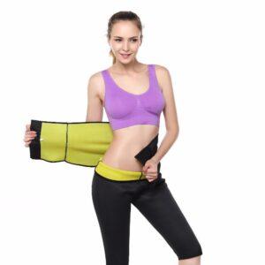 bandă de burtă pentru pierderea în greutate