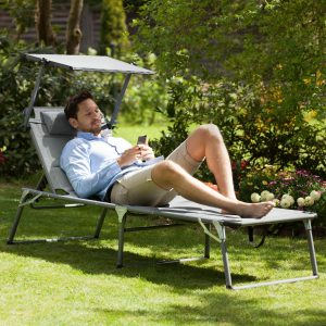 Cel mai bun șezlong de grădină. Sfaturi, păreri și recomandări ...