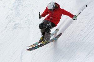 Este posibil să se piardă în greutate, dacă te duci la schi