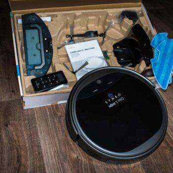 Symbo xBot 5 PRO WiFi + mop pachet 2